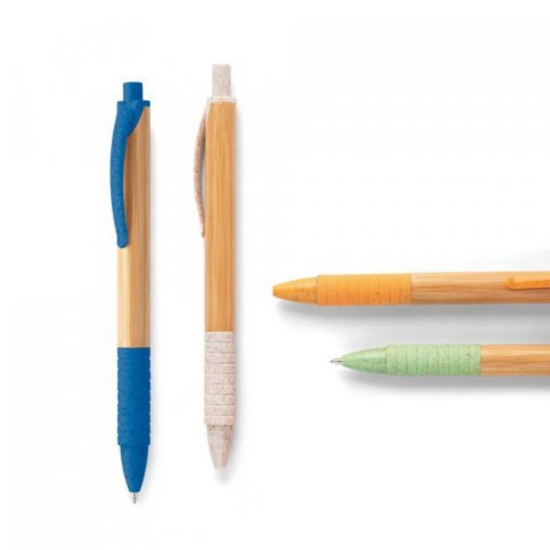 KUMA. Bolígrafo de bambú 81013